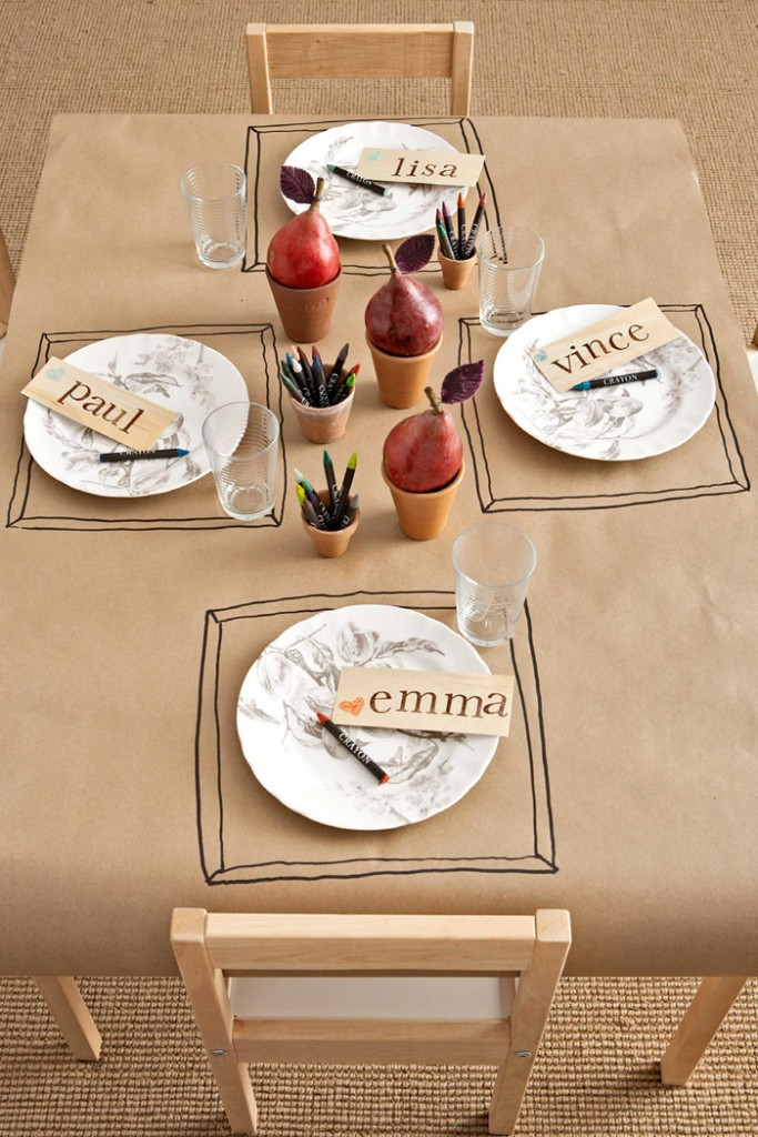 Thanksgiving-Table-Settings-for-children-Name-stickers-thanksgiving-centerpiece-thanksgiving-table-settings-inexpensive-thanksgiving-table-decorations