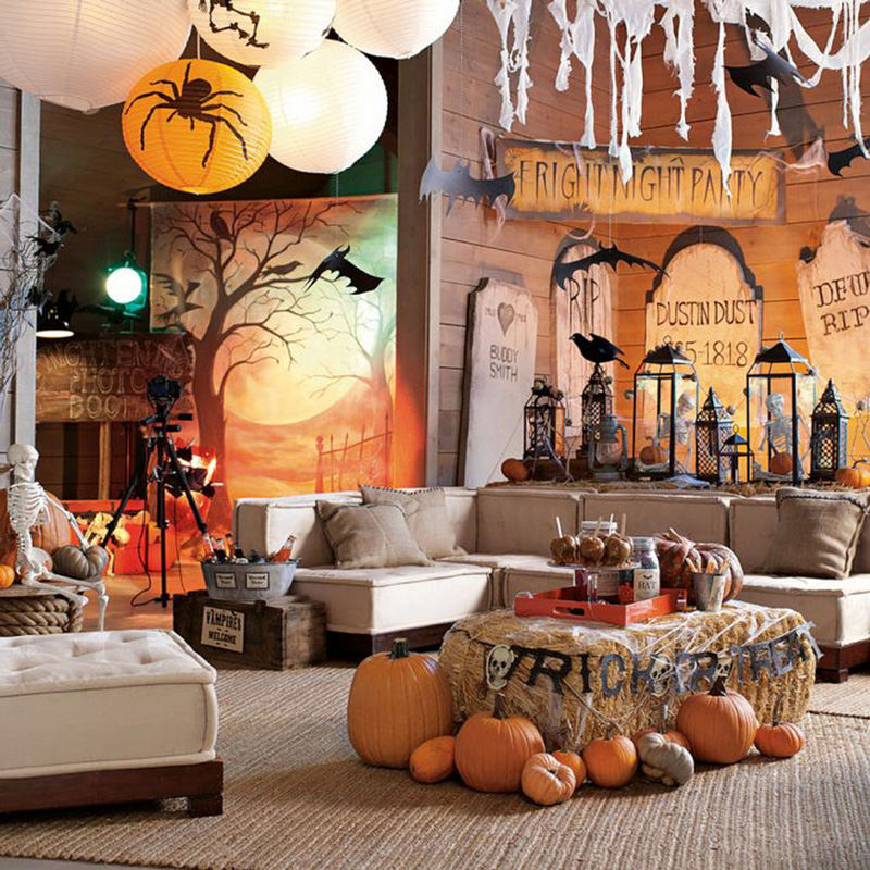 Wall-Hangings-Halloween-Classic-White-Lanterns-halloween-home-decor-halloween-decoration-ideas-halloween-house-decorations-halloween-lights-cool-halloween-decorations-diy-halloween-decorations