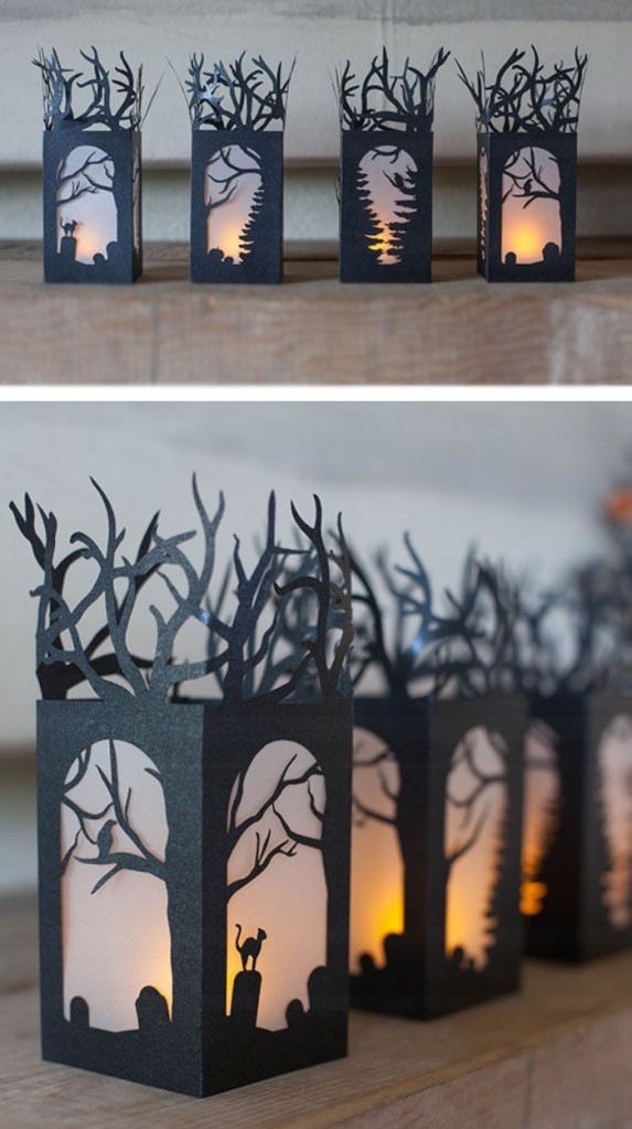 diy halloween lantern cool halloween decoration ideas halloween lights