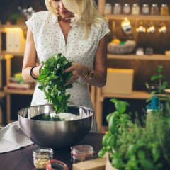 Indoor Herbs Garden Ideas