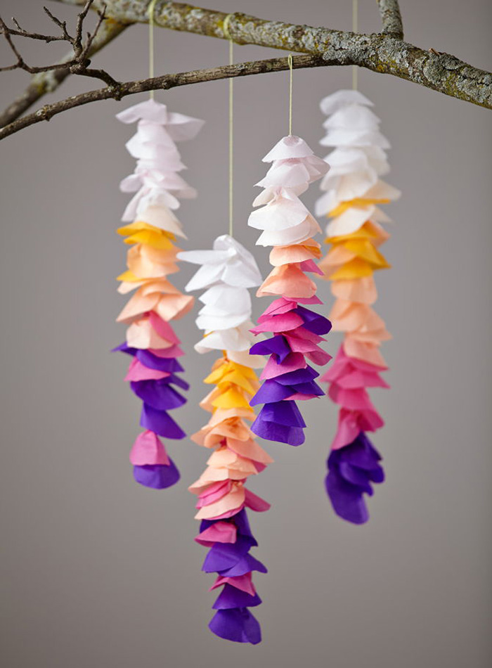 Unique Paper Decorations For Your Home Pre Tend Be Curious Travel