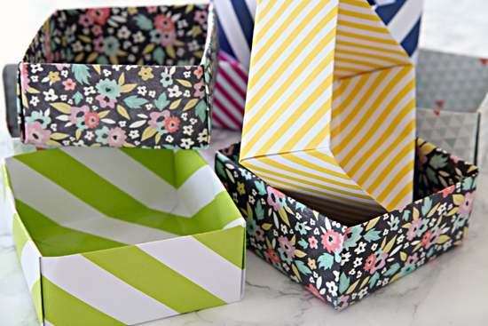 Diy-Colorful-Paper-Storage-Boxes-paper-art-wall-decoration-with-paper-paper-cutting-designs-handmade-paper-art-art-paper-wall-art-ideas-paper-art-design-paper-decorations-simple-paper-art-wall-art