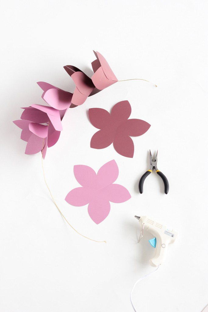 Unique Paper Decorations For Your Home Pre Tend Be