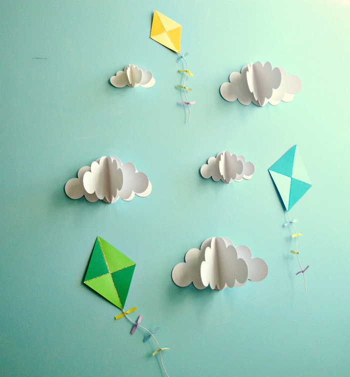 Unique Paper Decorations For Your Home Pre Tend Be Curious