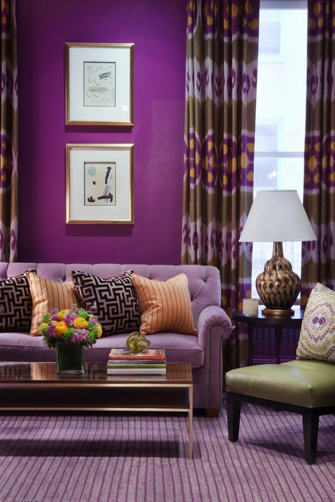 Royal-Purple-Interior-colors-color-palette-colour-schemes-complementary-colors-colour-combination--basic-color-wheel
