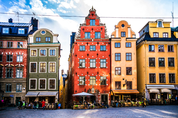 Stockholm-Sweden-Old-town-Colorful-Buildings-solo-travel-companies-places-to-travel-alone-solo-female-travel-solo-travel-destinations