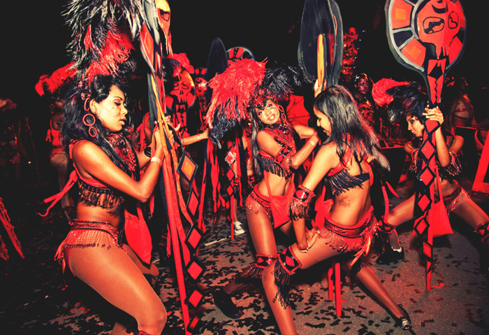 Trinidad-and-Tobago-Carnival-Sexy-Women-in-Red-Costume-carnival-festival-carnival-party-carnival-events-local-carnivals-carnival-cruise