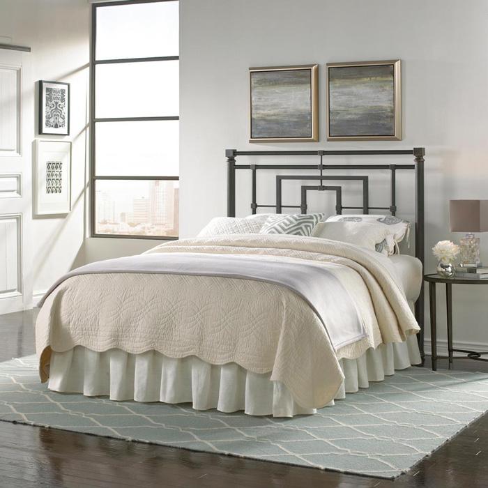 Modern-Fashion-Metal-Headboard-Modern-Bedroom-Bright-Bedroom-BlaCK-hEADBOARD
