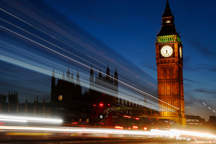 Big-Ben-Clock-Tower-By-Night-Car-Lights-Night-Photography-London-clock-tower-clock-square-clock-tower-cafe-smaller-clock-tower
