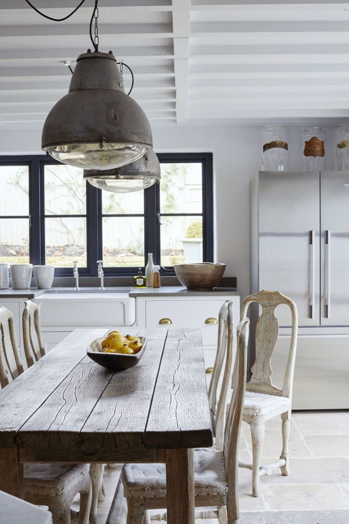 Modern Cottage Style Interiors - PRE-TEND Be curious - Travel