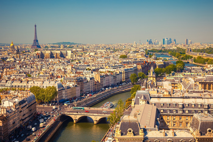 Paris-from-Air-View-on-Paris-form-Notre-Dame-cathedral-romantic-weekend-getaways-romantic-vacations-romantic-trips-best-vacation-spots-for-couples-best-holiday-destinations-for-couples