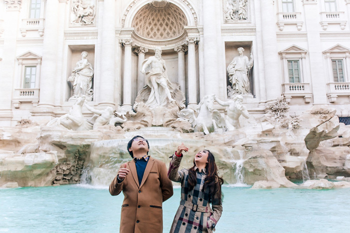 Smiling-Couple-in-Rome-romantic-weekend-getaways-romantic-vacations-romantic-trips-best-vacation-spots-for-couples-best-holiday-destinations-for-couples