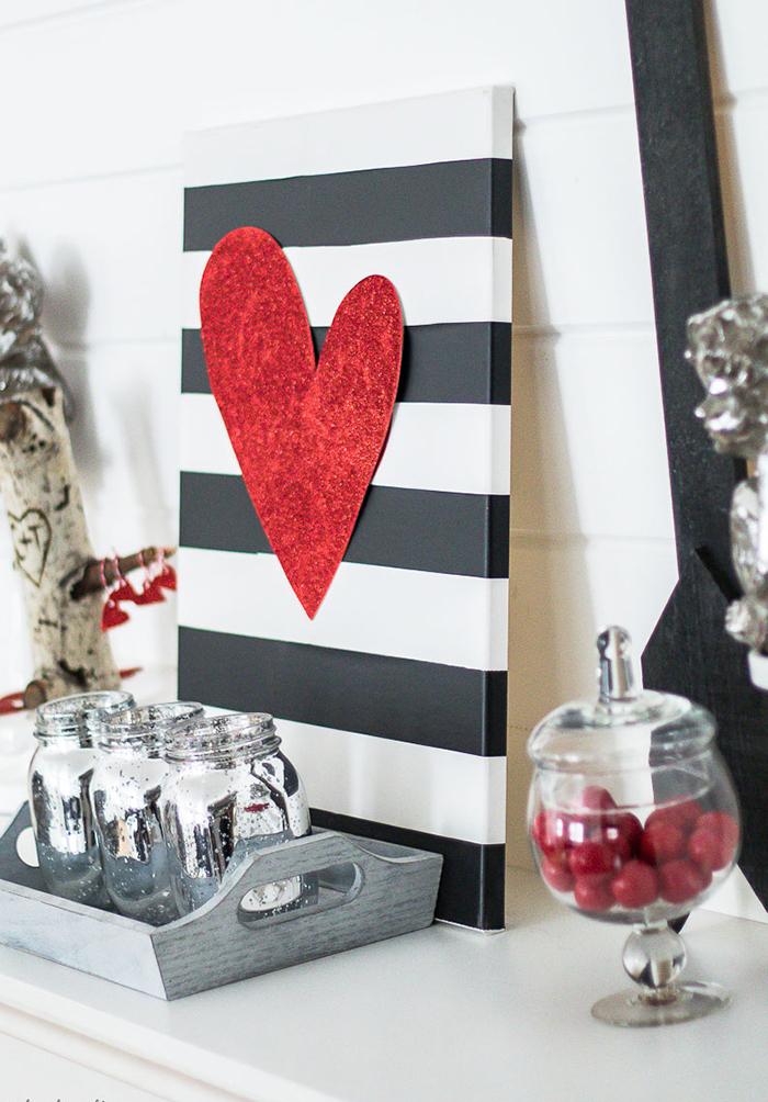 DIY-Valentine's-Heart-Collage-Ideas