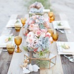 Stunning Spring Table Centerpieces