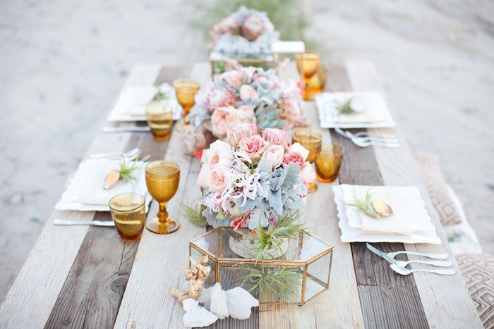 Stunning Spring Table Centerpieces Pretend Magazine