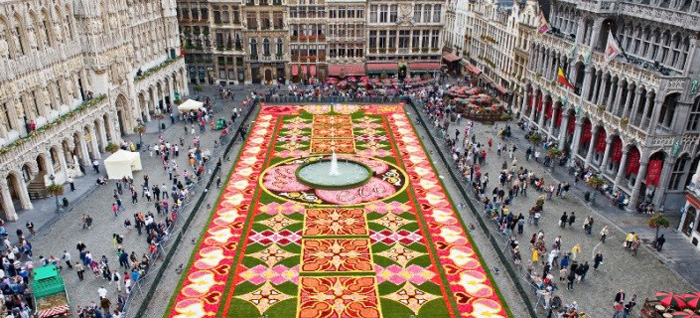 Flower-Carpet-brussels--spring-break-trips-spring-break-vacation-deals-spring-break-family-vacations-spring-travel-spring-break-trips