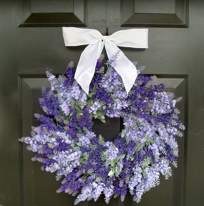 Spring-wreath-door-decor--home-decor-items-lavander-wreath
