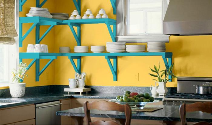 original-kitchen-palette-wall-design-and-storage-yellow-kitchen-wall-cheerfull-kitchen