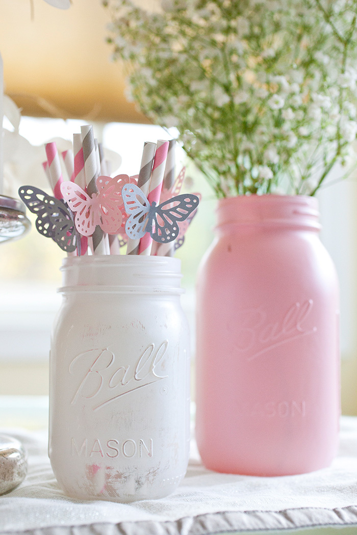 party-straws-outdoor-party-supplies-pink-butterflies-decor