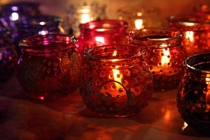 romantic-bedrooms---candles romantic bedroom ideas shabby chic furniture romantic room decoration