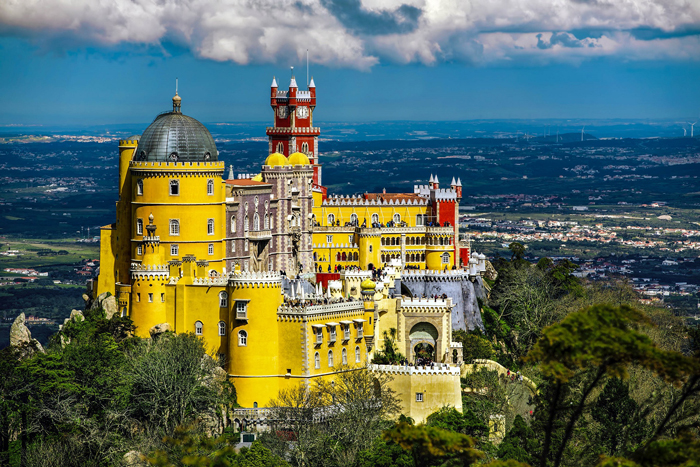 sintra-portugal-medieval-castle-europe