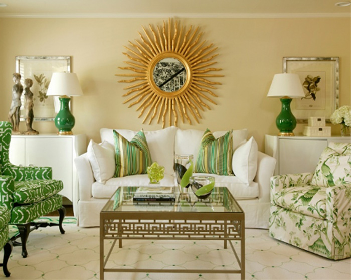 spring-color-palettes-green-and-gold-living-room