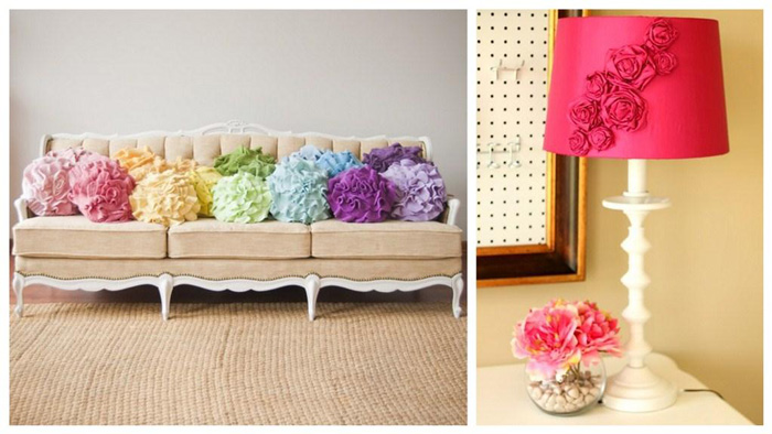 spring-living-room-decor-colorful-pillows-spring-pillows-bright-pillows-pink-flowers