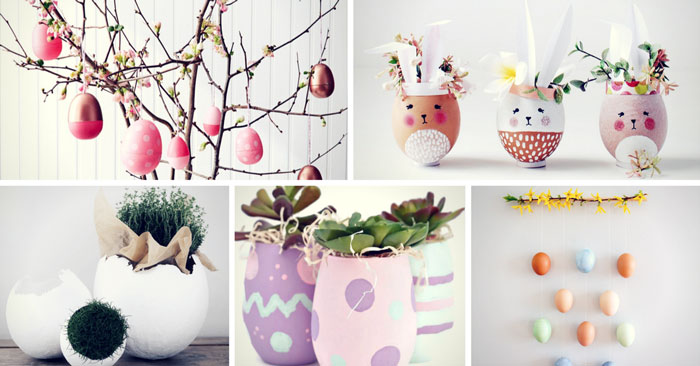Simple Ideas for Easter Home Décor - PRETEND Magazine