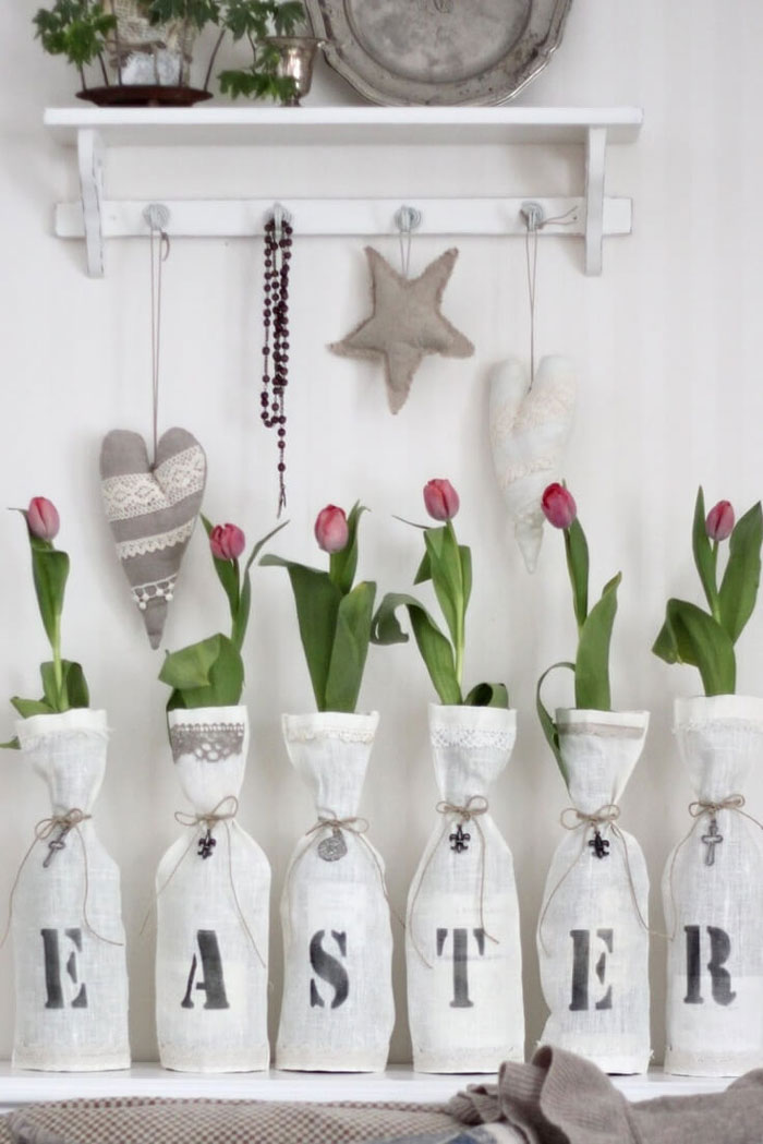 Easter-Home-Decor-DIY-Spring-Decor-Tulips