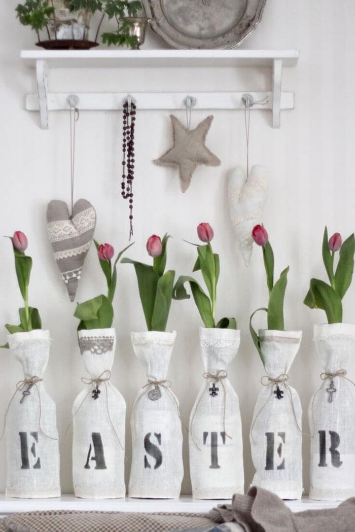 Easter-Home-Decor-DIY-Spring-Decor-Tulips