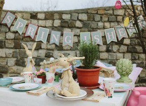 Celebrate in Style – Festive Outdoor Easter Decorations