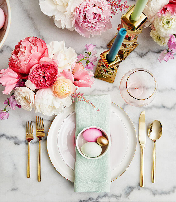 Easter-Table-Setting-Decoration-Spring-Colors