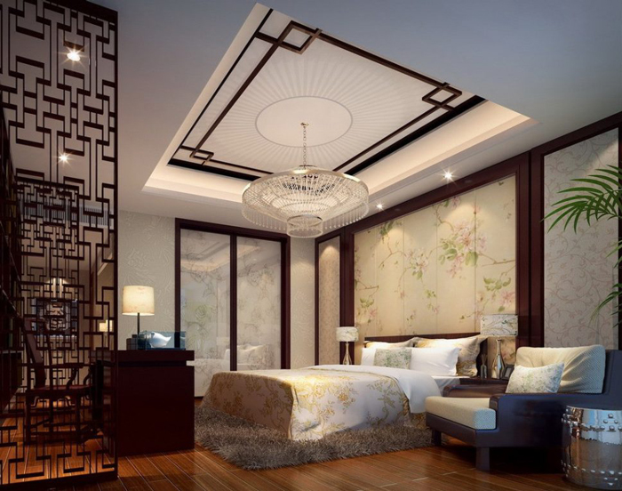 Elegant-asian-inspired-bedroom