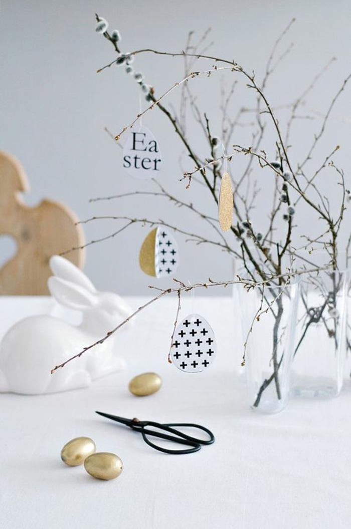 Handmade-Easter-Decoration-Ideas-Table-Centerpiece-Bunny