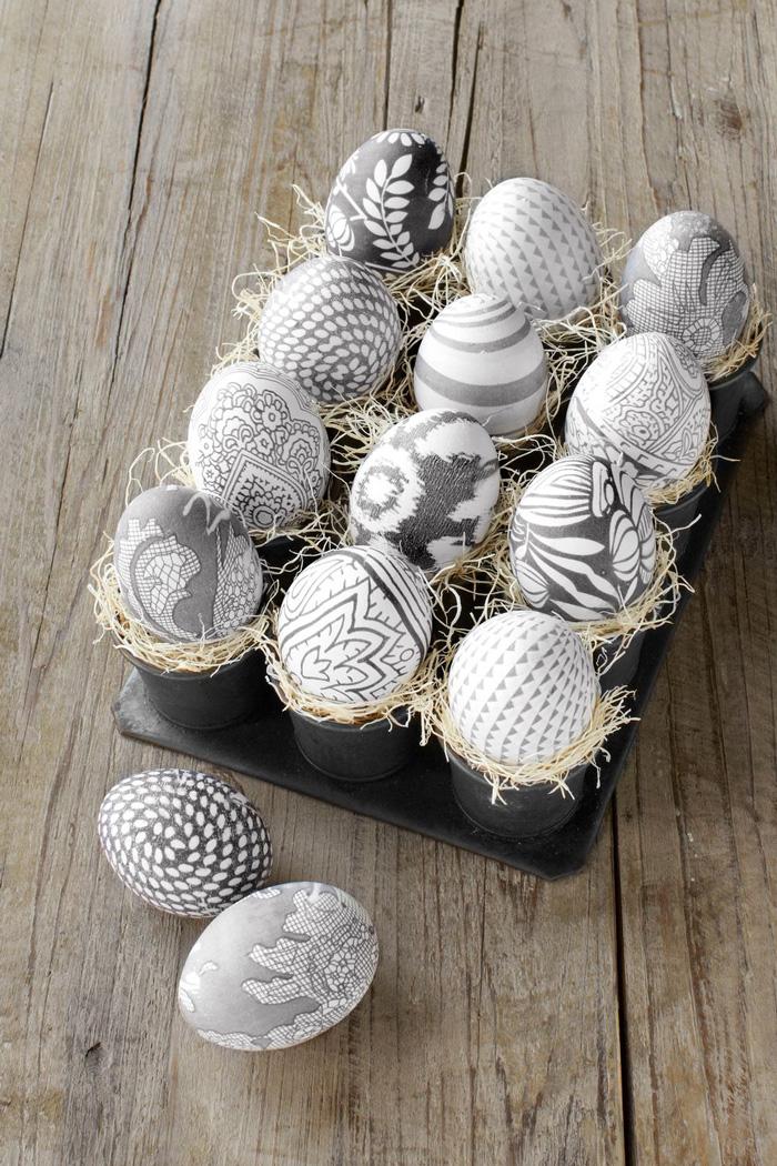 Handmade-Painted-Eggs-Stylish-Easter-Eggs