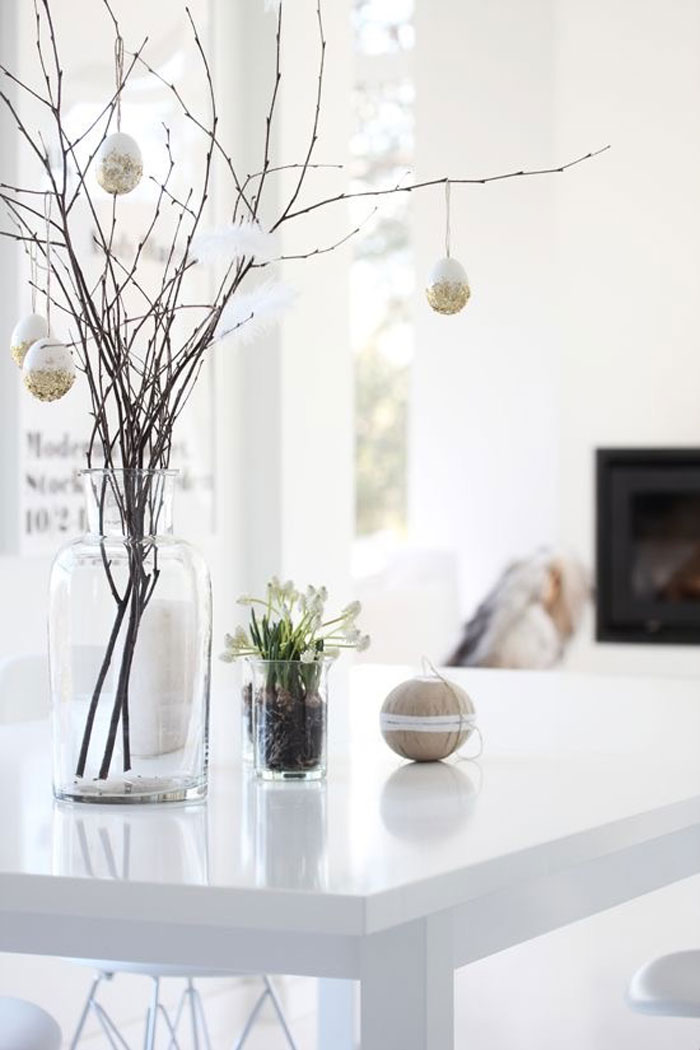 Ideas For Simple Easter Home Decor