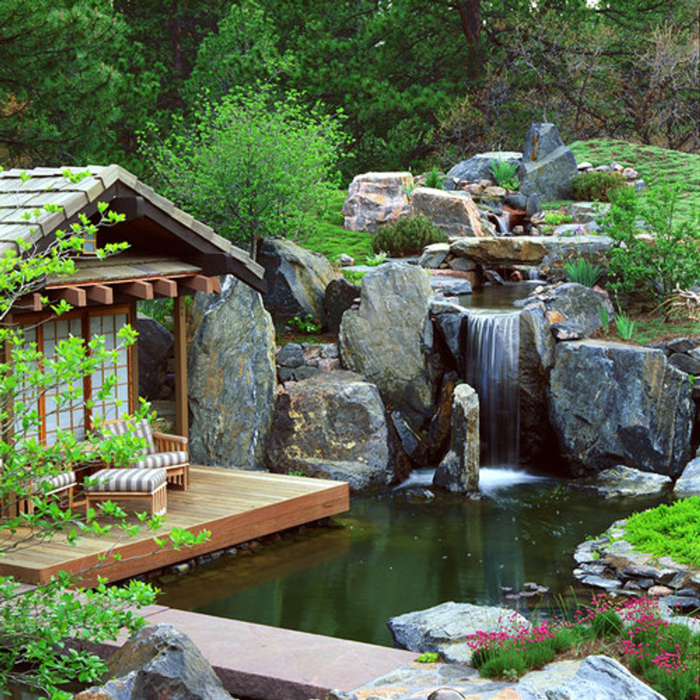Natural-Garden-Waterfall-Amazing-Backyard