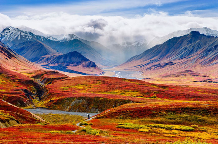 The-Alaskan-Wilderness-United-States-Best-Mountain-Vacations
