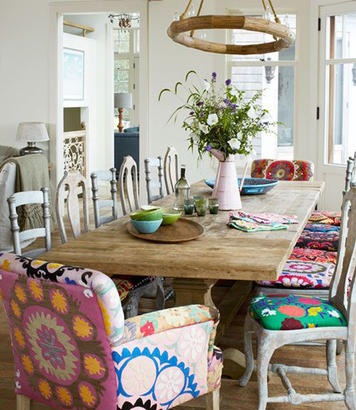 bohemian-dining-room-decorating-boho-chic-bohemian-interior