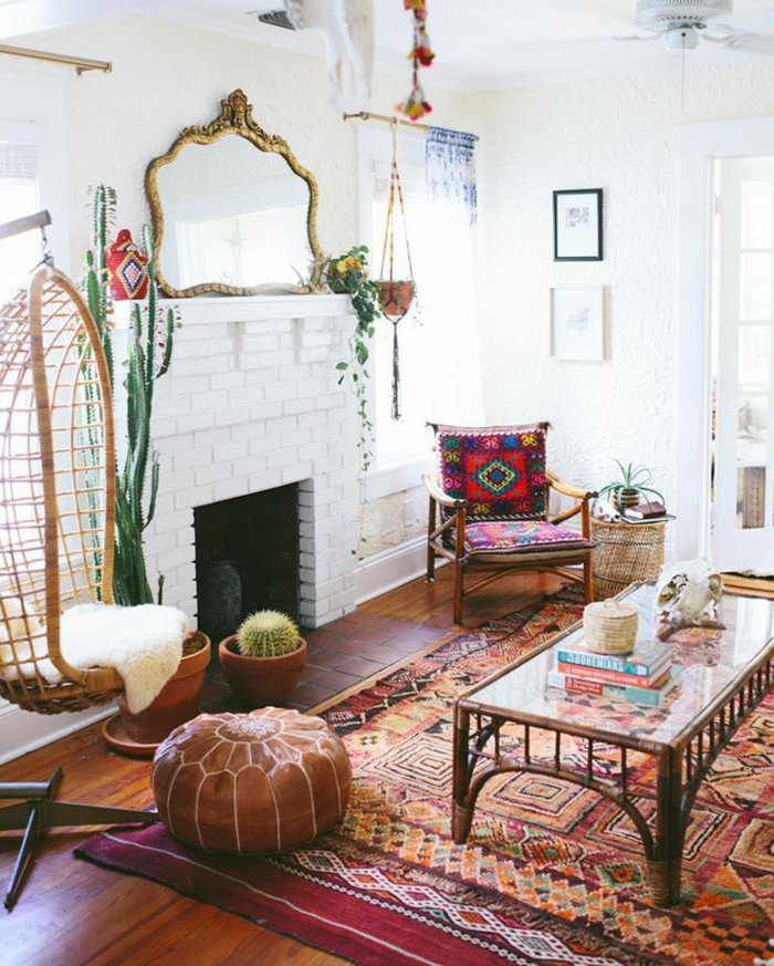 Design Ideas For Dreamy Boho Home Décor