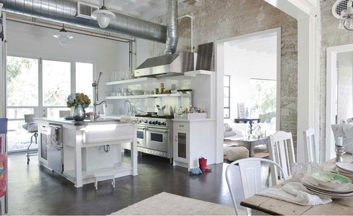 chic-industrial-kitchen-industrial-style