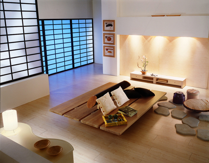 cool-asian-inspired-design-modern-living-room