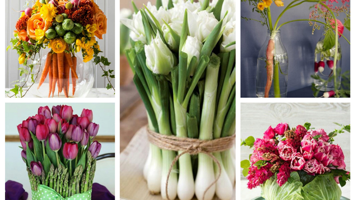flowers-and-vegetable-flower-arrangement-ideas