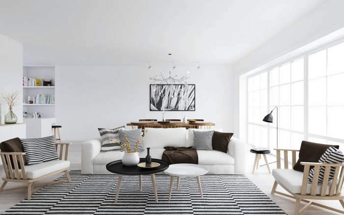 scandinavian-decor-feng-shui-clutter-free-space