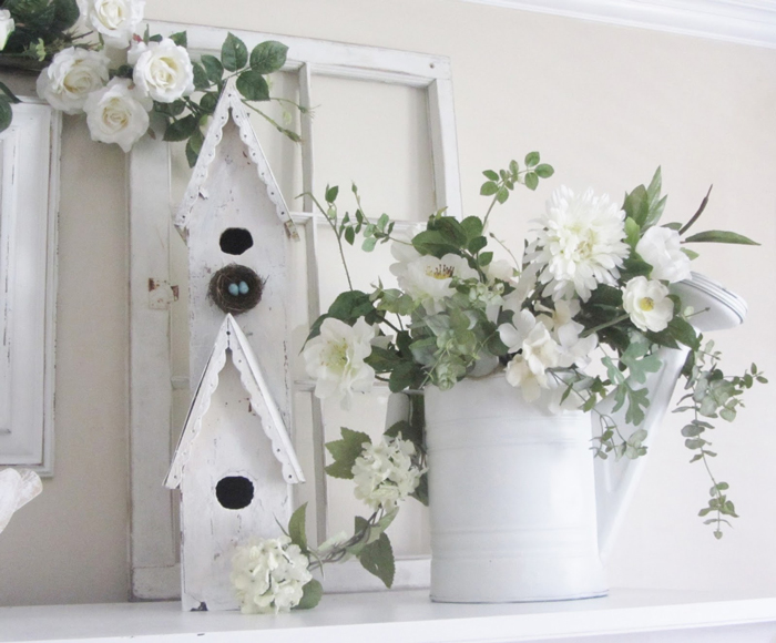 shabby-chic-spring-decor-in-white