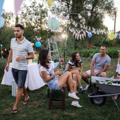Outdoor Summer Party Ideas