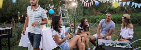 Outdoor Summer Party Ideas