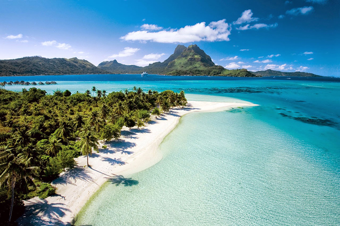Matira-Beach-Tahiti-Bora-Bora-tropical-destinations