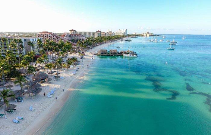 aruba-palm-beach-best-vacation-spots