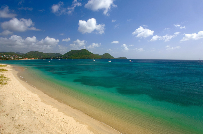 reduit-beach-st-lucia-tropical-places-to-visit